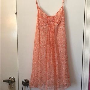 Juicy Couture Silk Chiffon Dress